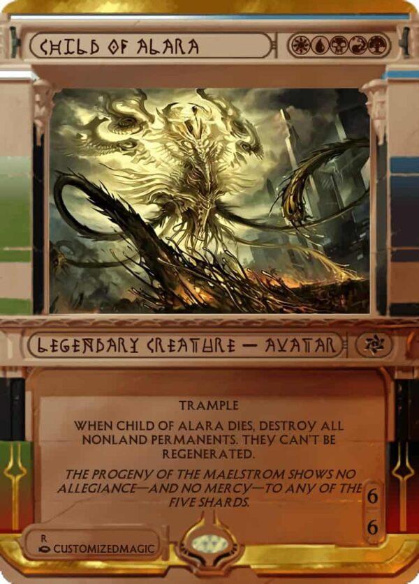 ChildofAlara.2 - Magic the Gathering Proxy Cards