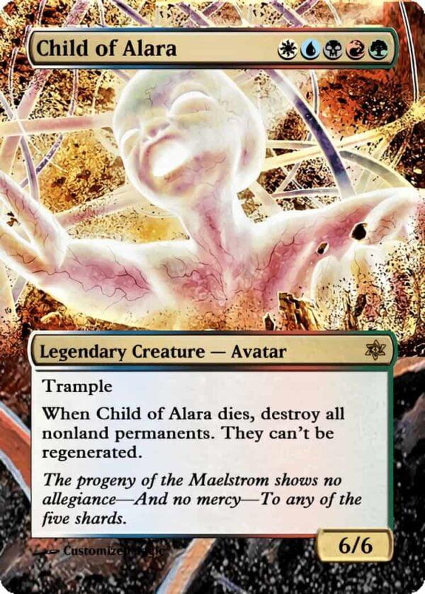 ChildofAlara.3 - Magic the Gathering Proxy Cards