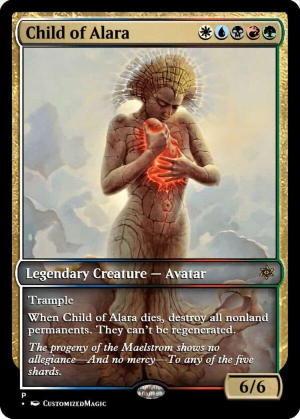 ChildofAlara.5 - Magic the Gathering Proxy Cards