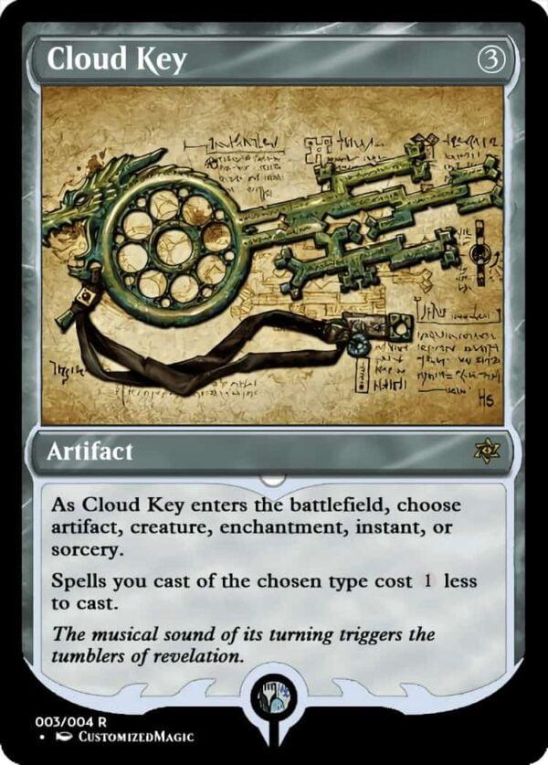 CloudKey.3 - Magic the Gathering Proxy Cards