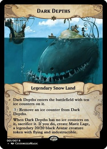 DarkDepths.2 - Magic the Gathering Proxy Cards