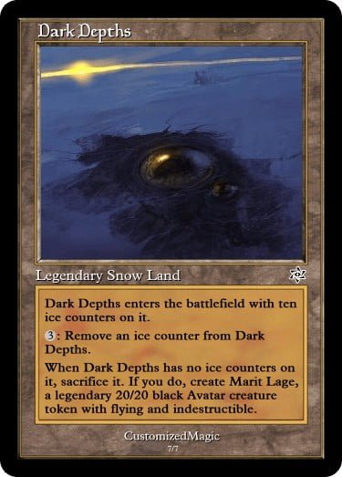 DarkDepths.5 - Magic the Gathering Proxy Cards