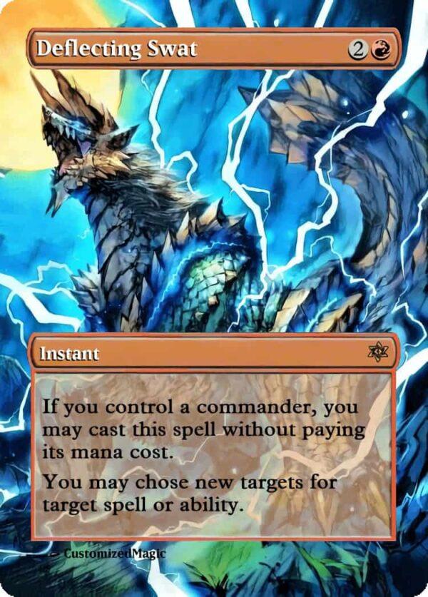 DeflectingSwat - Magic the Gathering Proxy Cards