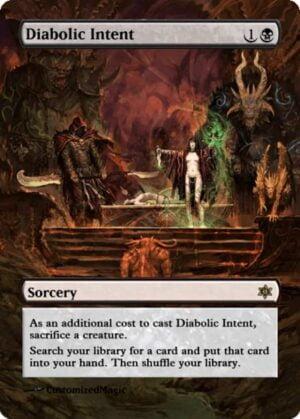 Diabolic Intent