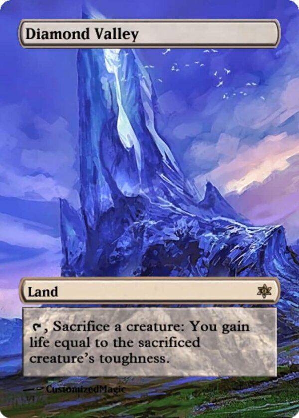 DiamondValley.11 - Magic the Gathering Proxy Cards