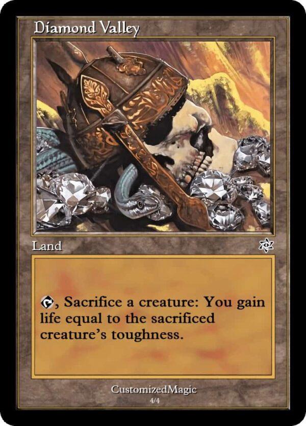 DiamondValley.3 - Magic the Gathering Proxy Cards