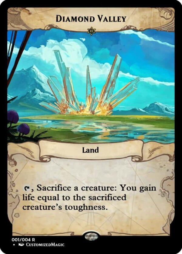 DiamondValley.4 - Magic the Gathering Proxy Cards