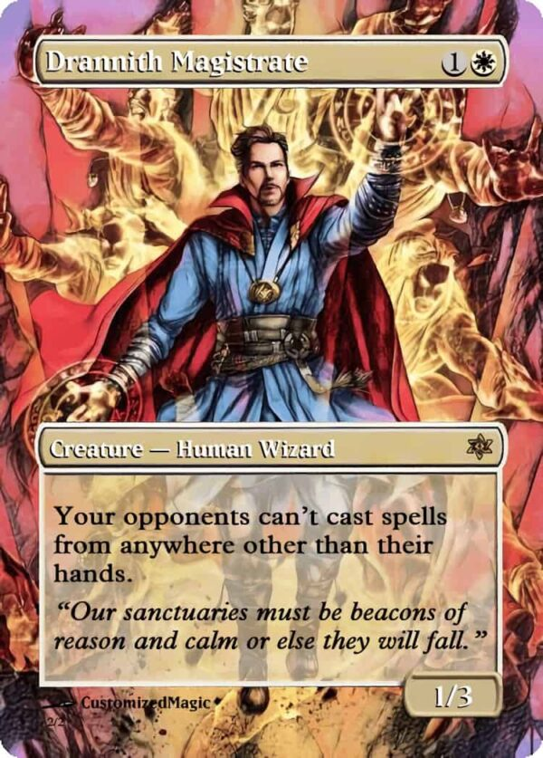 DrannithMagistrate.2 - Magic the Gathering Proxy Cards