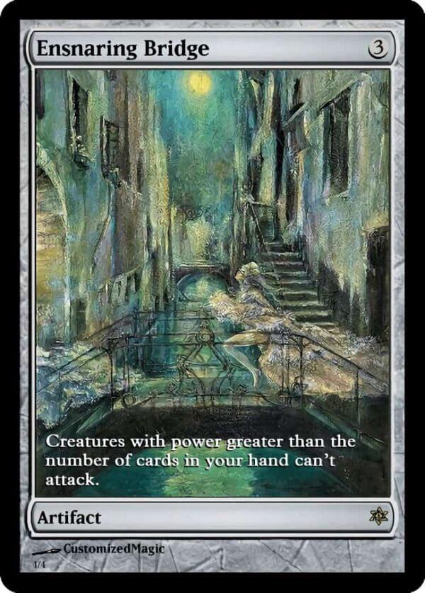 EnsnaringBridge.5 - Magic the Gathering Proxy Cards