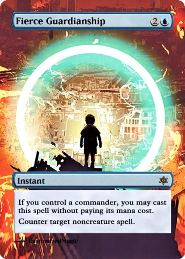 FierceGuardianship.11 - Magic the Gathering Proxy Cards