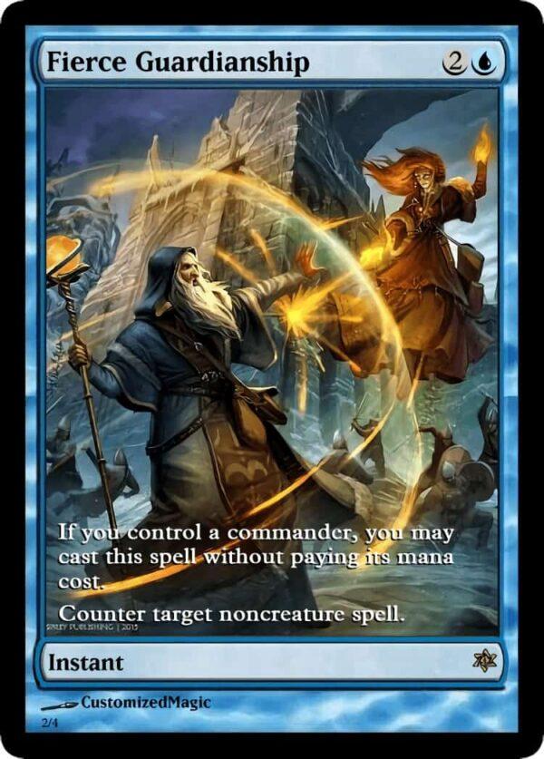 FierceGuardianship.3 - Magic the Gathering Proxy Cards