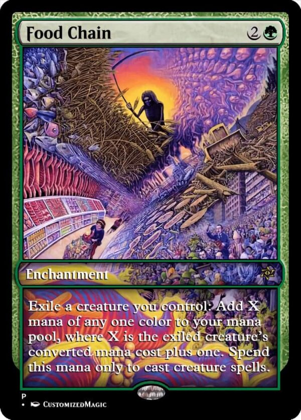 FoodChain.4 - Magic the Gathering Proxy Cards