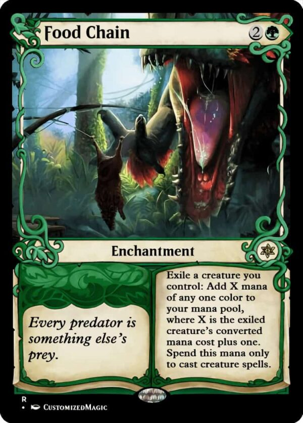 FoodChain.6 - Magic the Gathering Proxy Cards