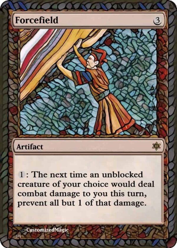 Forcefield - Magic the Gathering Proxy Cards