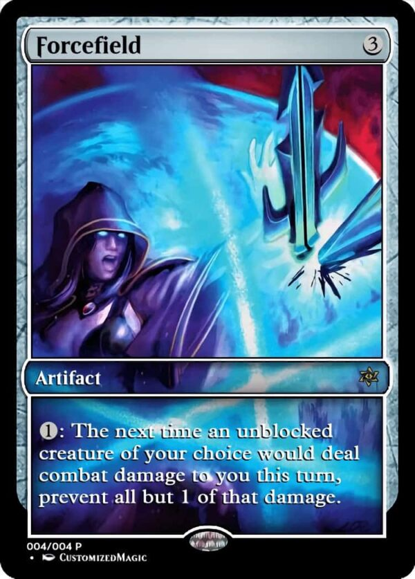 Forcefield.4 - Magic the Gathering Proxy Cards