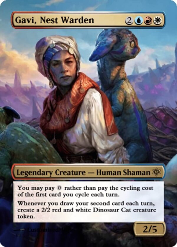 GaviNestWarden.11 - Magic the Gathering Proxy Cards