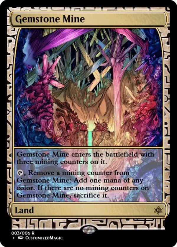 GemstoneMine.1 - Magic the Gathering Proxy Cards