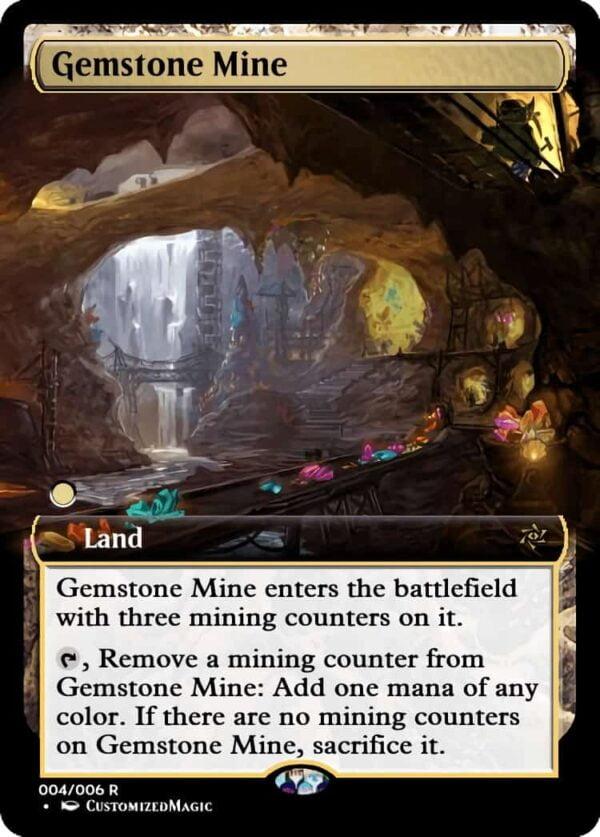 GemstoneMine.4 - Magic the Gathering Proxy Cards