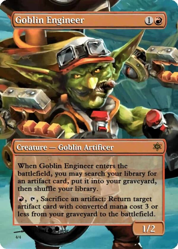 GoblinEngineer.1 - Magic the Gathering Proxy Cards