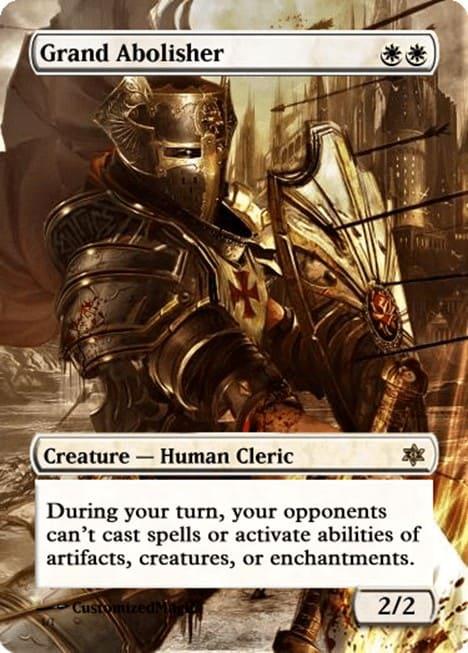 GrandAbolisher.11 - Magic the Gathering Proxy Cards