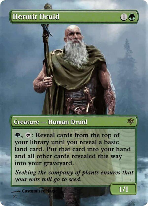 HermitDruid.4 - Magic the Gathering Proxy Cards