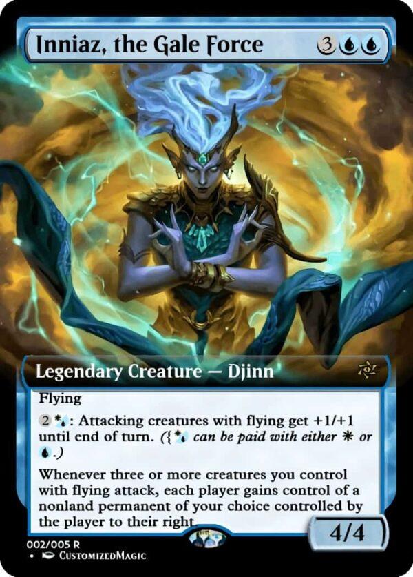 InniaztheGaleForce - Magic the Gathering Proxy Cards