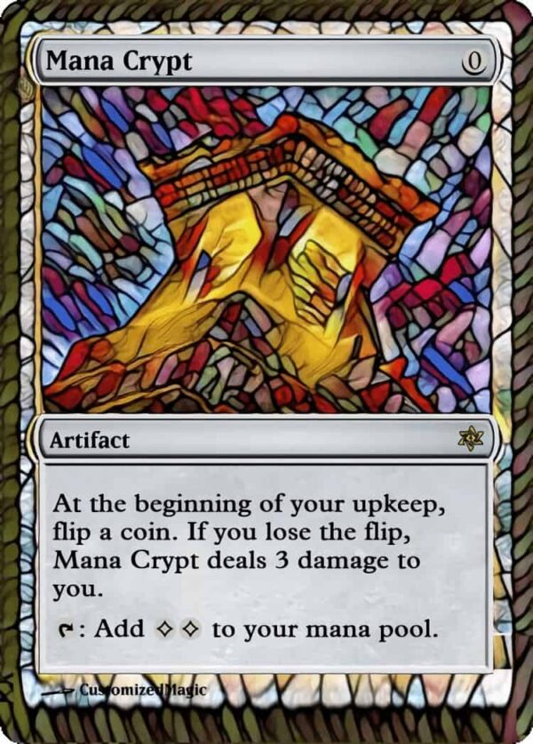 Magic the Gathering Proxy Cards