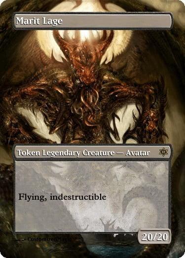 MaritLage.3 - Magic the Gathering Proxy Cards