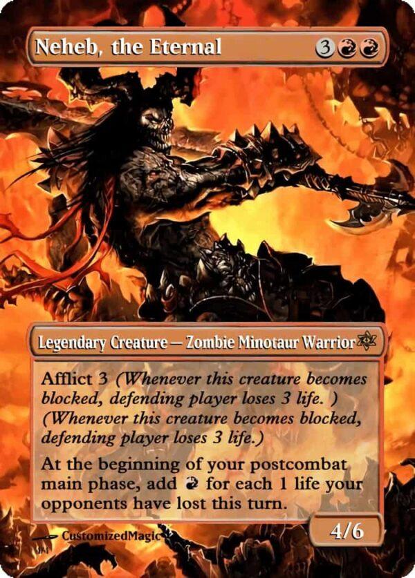 NehebtheEternal.1 - Magic the Gathering Proxy Cards