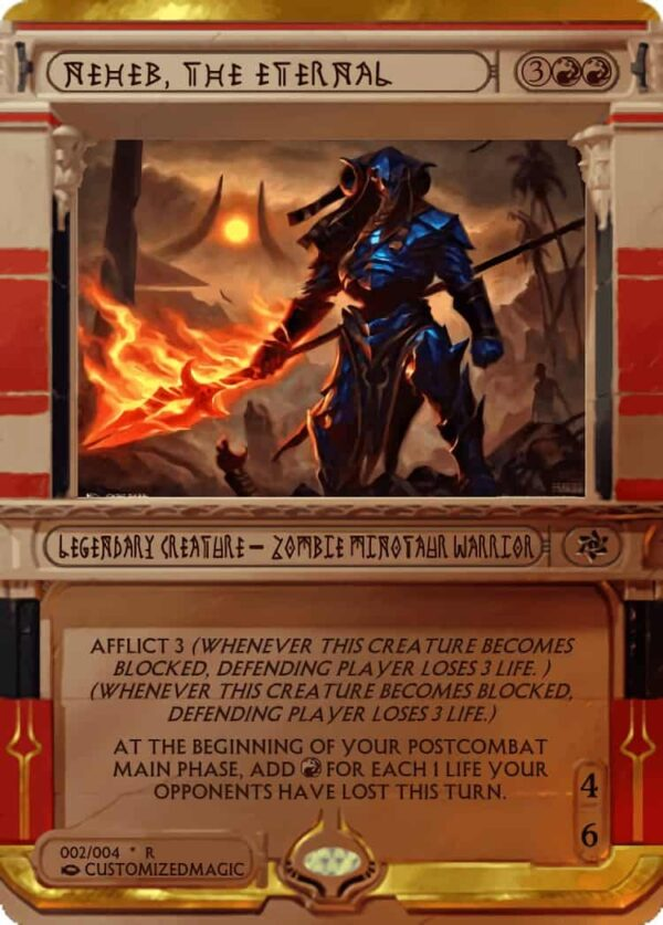 NehebtheEternal.2 - Magic the Gathering Proxy Cards