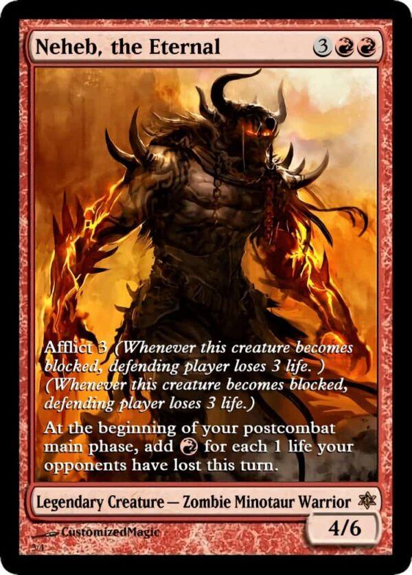 NehebtheEternal.3 - Magic the Gathering Proxy Cards