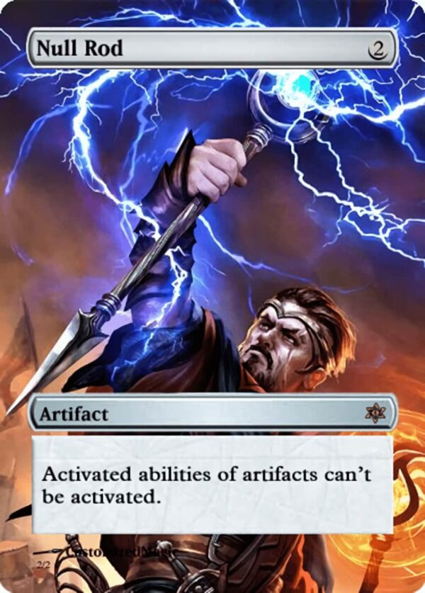 NullRod.11 - Magic the Gathering Proxy Cards