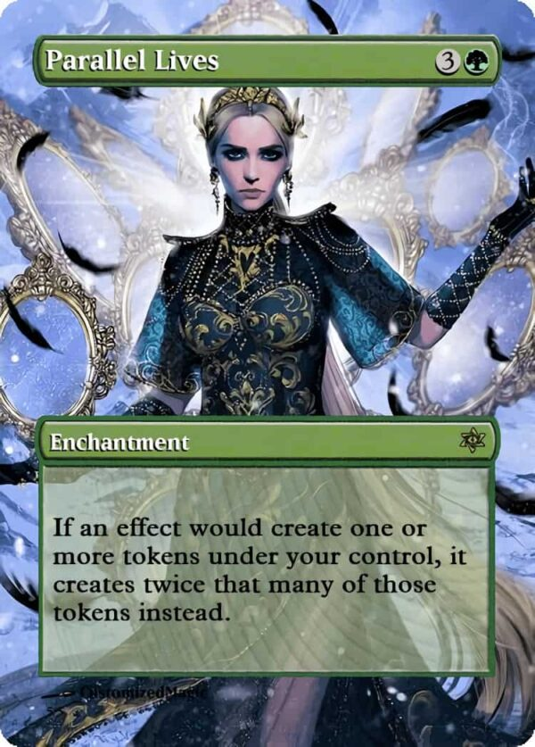 ParallelLives.4 - Magic the Gathering Proxy Cards