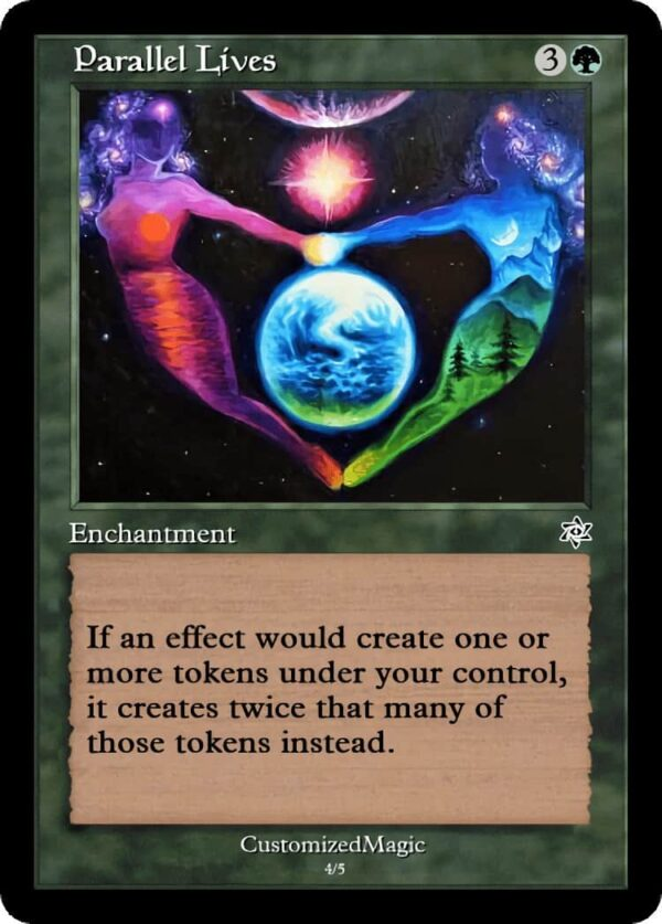 ParallelLives.5 - Magic the Gathering Proxy Cards