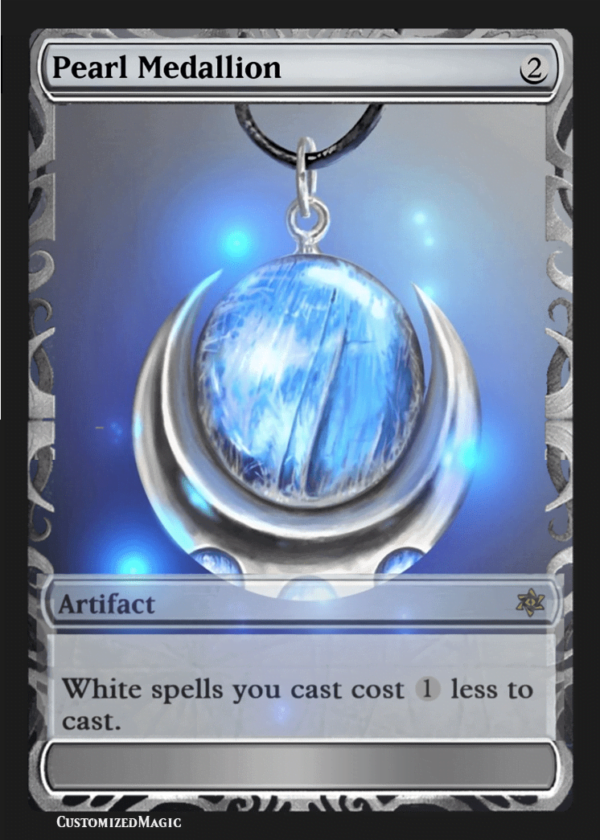 PearlMedallion.11 - Magic the Gathering Proxy Cards