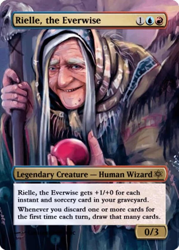 RielletheEverwise13 - Magic the Gathering Proxy Cards