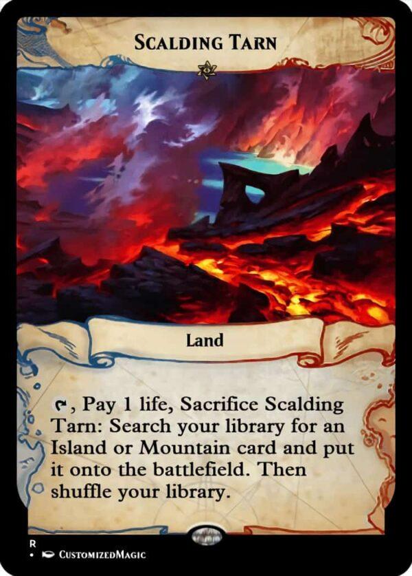 ScaldingTarn - Magic the Gathering Proxy Cards
