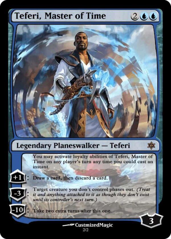 TeferiMasterofTime.1 - Magic the Gathering Proxy Cards