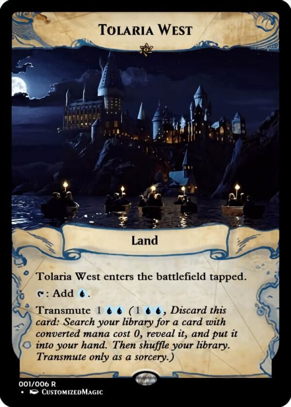 TolariaWest.4 - Magic the Gathering Proxy Cards