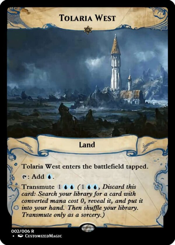 TolariaWest.5 - Magic the Gathering Proxy Cards