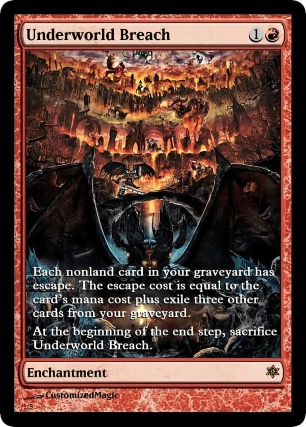 UnderworldBreach.1 - Magic the Gathering Proxy Cards