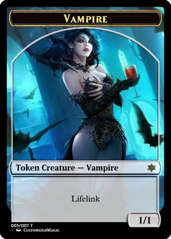 Vampire20 - Magic the Gathering Proxy Cards