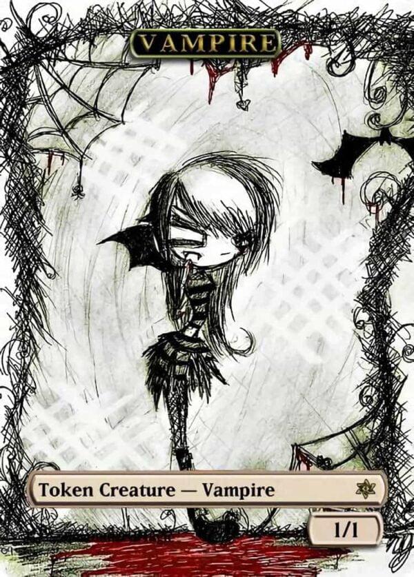 Vampire52 - Magic the Gathering Proxy Cards