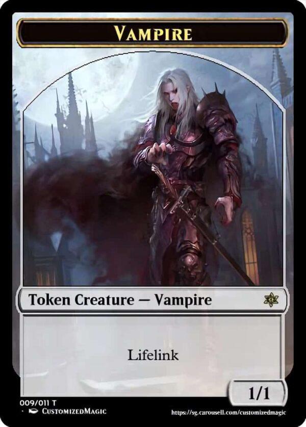 Vampire Token (Lifelink)