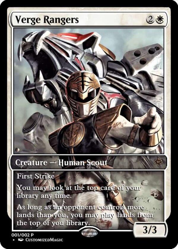 VergeRangers - Magic the Gathering Proxy Cards