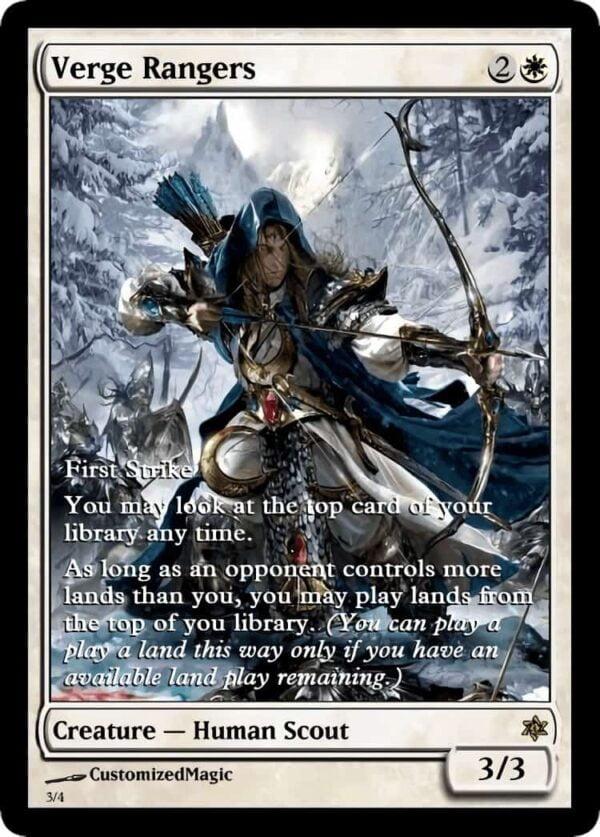 VergeRangers3 - Magic the Gathering Proxy Cards