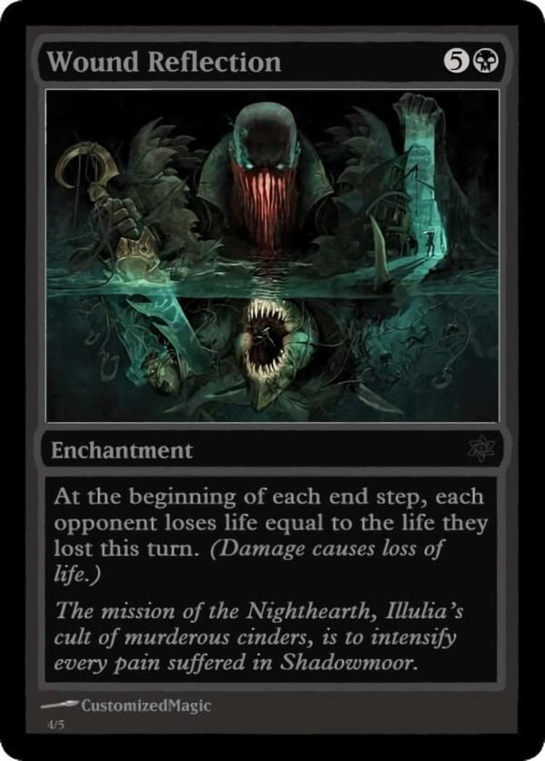 WoundReflection.4 - Magic the Gathering Proxy Cards