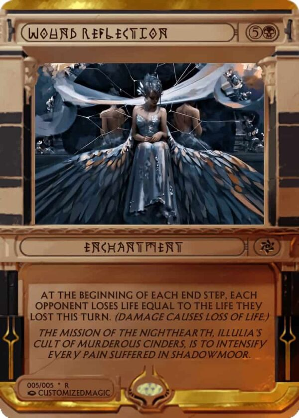 WoundReflection.5 - Magic the Gathering Proxy Cards