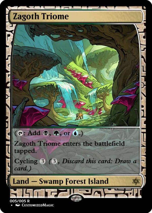 ZagothTriome - Magic the Gathering Proxy Cards
