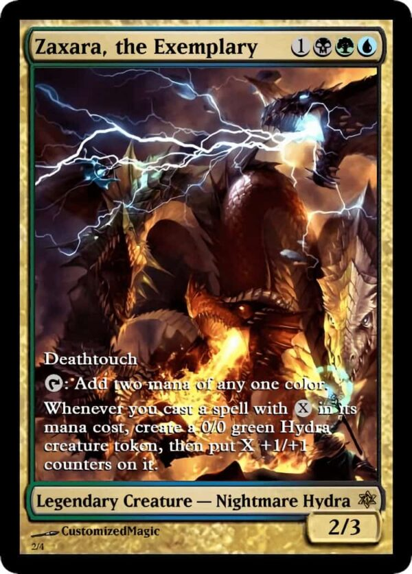 - Magic the Gathering Proxy Cards